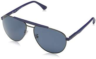 Police Sunglasses Men's Brooklyn 1 SPL364 Sunglasses