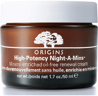Origins High Potency Night–A–MinsTM mineral–enriched oil–free renewal cream