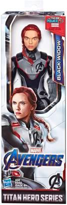 Marvel Avengers: Endgame Titan Hero Power FX Port Black Widow Action Figure E3309-E3920