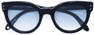 Garrett Leight x Thierry Lasry 'Collab No. 3' sunglasses
