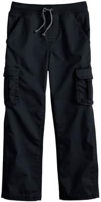 Sonoma Goods For Life Boys 4-12 SONOMA Goods for Life Straight Cargo Pants