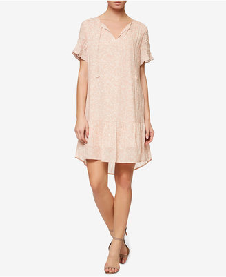 Sanctuary Holly Embroidered Peasant Dress $129 thestylecure.com