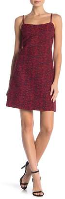Anna Sui Floral Print Slip Dress