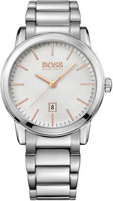 HUGO BOSS Classic 1 Watch Silver