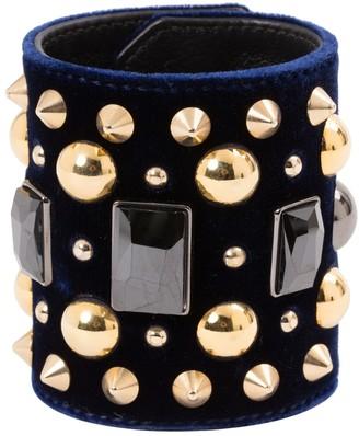 Givenchy Black Metal Bracelet