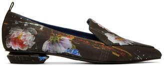 Nicholas Kirkwood Black Beya Perfection Loafers