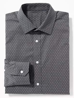 Old Navy Slim-Fit Built-In Flex Signature Non-Iron Shirt for Men