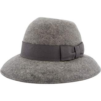 Stella McCartney Stella Mc Cartney Grey Wool Hats