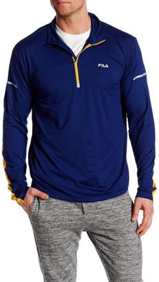FILA Windrunner Performance Quarter Zip Pullover $50 thestylecure.com