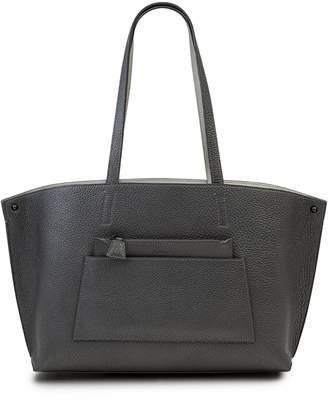 Akris Small Ai Reversible Leather Tote