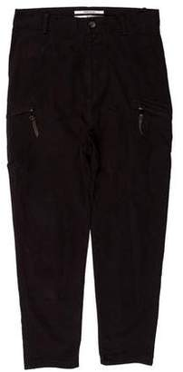 Robert Geller Skinny Casual Pants