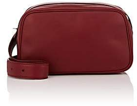 The Row Women's Leather Belt Bag - Dark Red