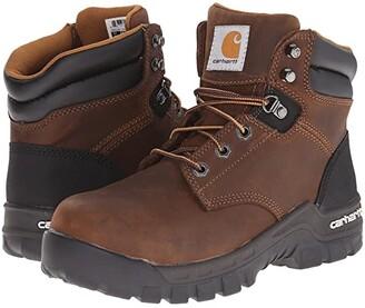 Carhartt 6 Inch Brown Rugged Flex(r) Work Boot