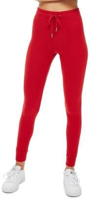 Topshop Brushed Super Skinny Jogger Pants