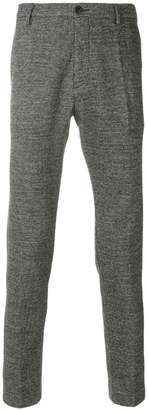Al Duca D'Aosta 1902 fitted tailored trousers