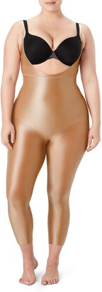 Spanx Suit Your Fancy Open-Bust Shaper Catsuit