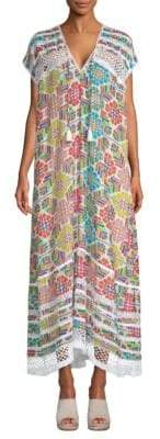 Carolina K. Sabina Kaftan Dress