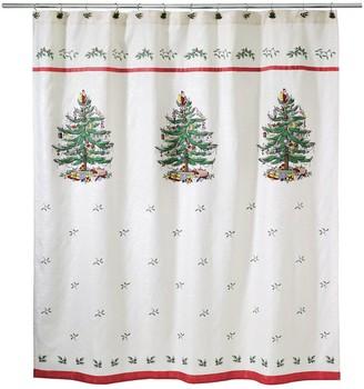 Avanti Spode Tree Shower Curtain