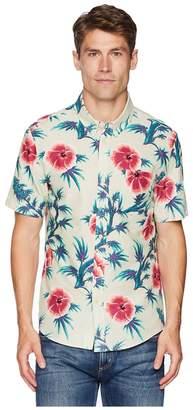 HUF Herrer Button Up Men's Clothing