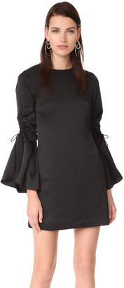 Keepsake Chandelier Mini Dress $165 thestylecure.com