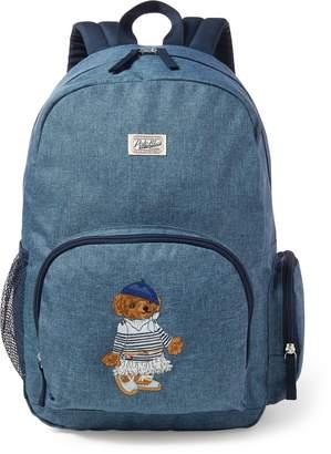 Ralph Lauren Polo Bear Campus Backpack