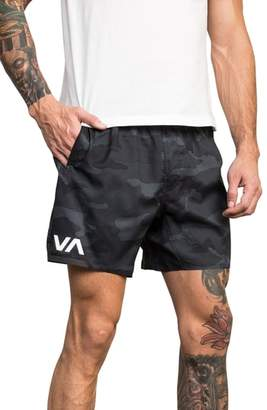 RVCA Tech Shorts