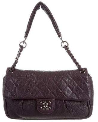 Chanel Lady Braid Flap Bag