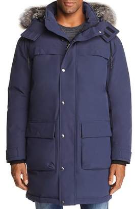 Mackage Devon Fur-Trimmed Down Parka