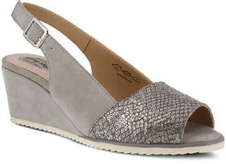Spring Step Evia Wedge Sandal