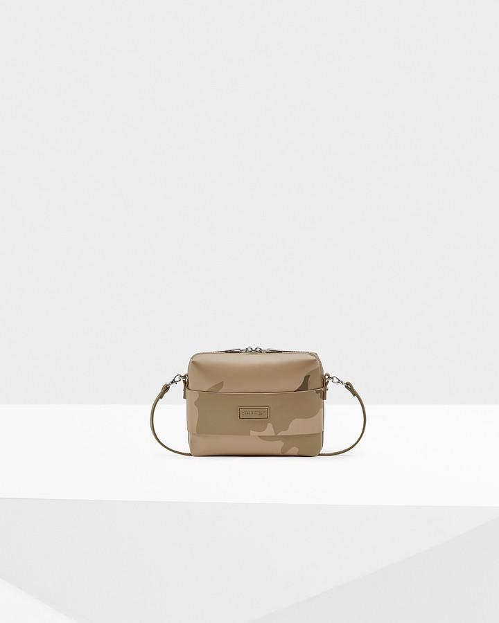 HunterHunter Original Rubberized Leather Cross Body Bag