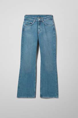 Weekday Mile Marfa Blue Jeans - Blue