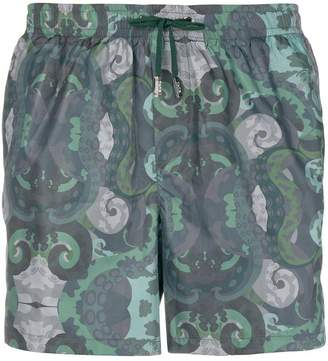 fe-fe Polipo swim shorts