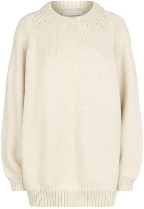I Love Mr Mittens Wool Maxi Sweater