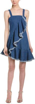 Do & Be DO+BE Do+Be Denim Sheath Dress