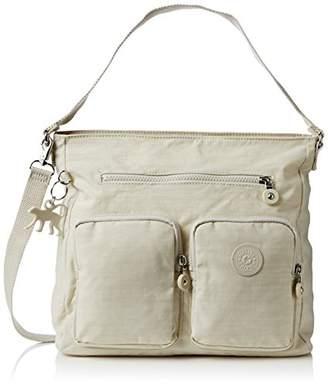 Kipling Womens Tasmo Bp Shoulder Bag Dazz Cream