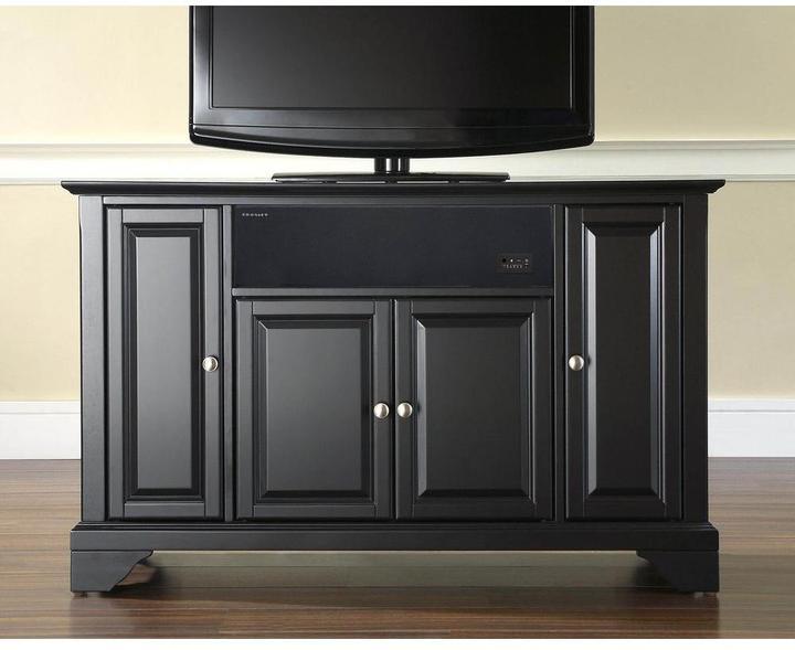Lafayette Crosley Black AroundSound TV Stand