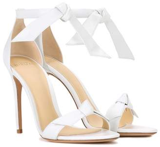 Clarita leather sandals
