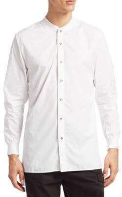 Madison Supply Long-Sleeve Cotton Top