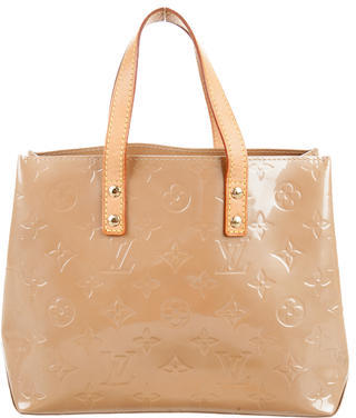 Louis Vuitton Monogram Vernis Reade PM $295 thestylecure.com