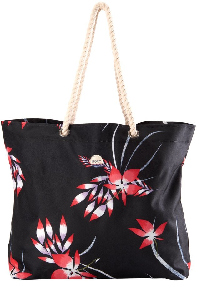 Roxy Printed Tropical Vibe Beach Bag 8156094