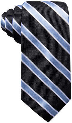 Club Room Men's Peabody Classic Stripe Silk Tie, Created for Macy's