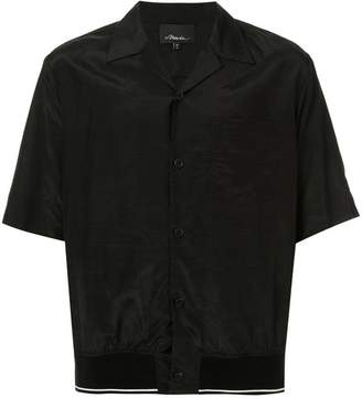 3.1 Phillip Lim ribbed hem souvenir shirt