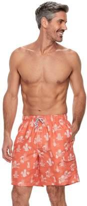 Croft & Barrow Men's South Pacific Swim Trunks