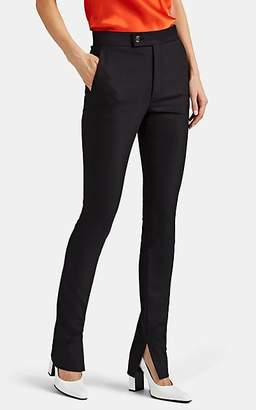 Helmut Lang Women's High-Rise Trousers - Black