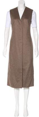 The Row Textured Longline Vest