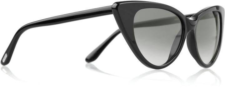 Tom Ford Cat-eye frame acetate sunglasses