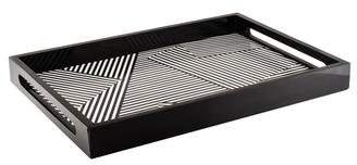Kelly Wearstler Fractured Rectangular Tray