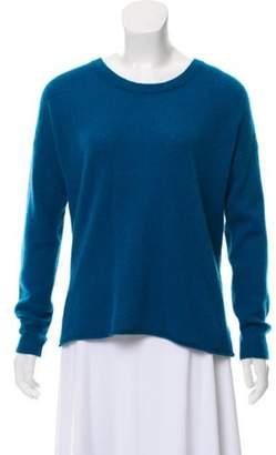Richard Quinn Cashmere Scoop Neck Sweater Cashmere Scoop Neck Sweater