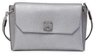 MCM Foldover Clutch Crossbody Bag