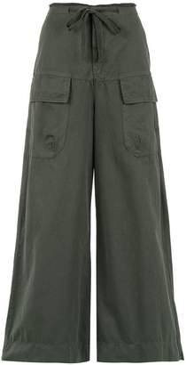 OSKLEN Utilitaria wide trousers